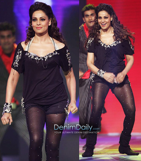 Bipasha Basu Sizzles In Black | Denim Daily | Denim Daily | Scoop.it