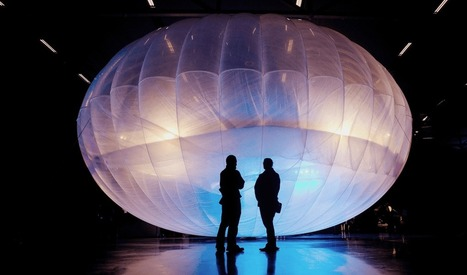 Ways In Which Google Loon Will Impact E-Commerce Spread   Mashinie (Online Tech Wizard)   Scoop.it