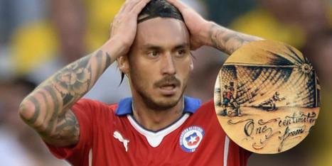 Son tir raté contre le Brésil, il l'a vraiment dans la peau | Taraji Mobile | Scoop.it