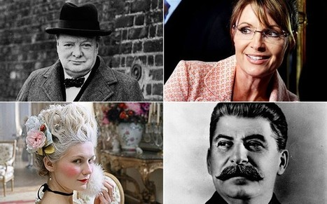 10 historical quotes we all get wrong  - Telegraph   Teaching history and archaeology to kids   Scoop.it