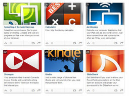 29 Apps For Teachers: The Educator's Essential iPad Toolkit | The Slothful Cybrarian | Scoop.it