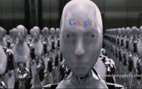 Google's latest robot and intelligence system acquisitions : Vision and motive   Techology   Scoop.it