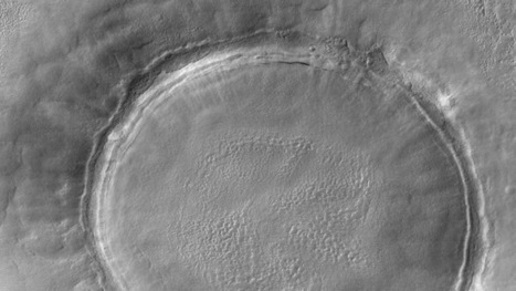 Ocean used to wash Martian shores – Russian scientists — RT News | Nature's Last Stand | Scoop.it