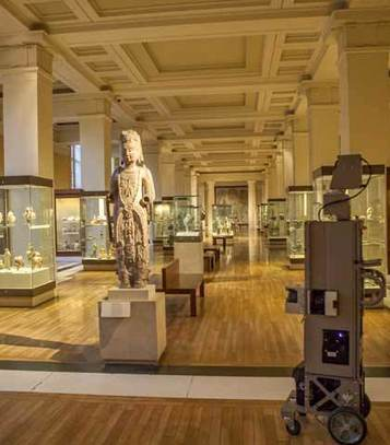 Accord British Museum-Google: plus de 4 500 objets en ligne, des visites virtuelles et un site sur l'histoire mondiale de l'art | TICE and co | Scoop.it