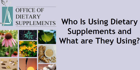 How Can We Know if Supplements Are Safe if We Do Not Know What Is in Them? | Heart and Vascular Health | Scoop.it