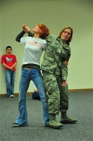 News > Local Jiu Jitsu instructor teaches reservists, family members basics of ... - Youngstown Air Reserve Station | Keyser Self-Defense | Scoop.it