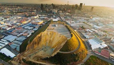 New gold rush flattens Johannesburg's famous mining dumps | South Africa | Scoop.it
