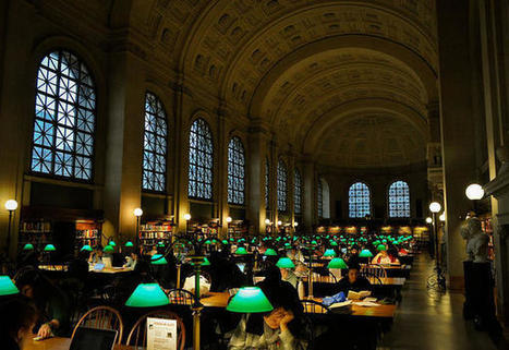 Harvard Law's Jonathan Zittrain Defends Libraries — Yes, Even The BPL | Library Collaboration | Scoop.it