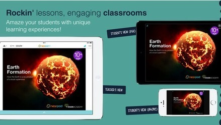 50 Great EdTech Tools for Teachers and Educators | Moodle and Web 2.0 | Scoop.it