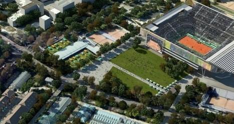 Le tribunal administratif de Paris suspend les travaux d'extension de Roland-Garros - Droit de la construction   Avocat immobilier   Scoop.it