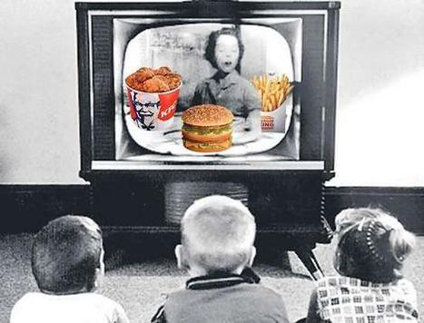 Junk food still stars in TV ads seen by kids - Reuters | Charliban Worldwide | Scoop.it