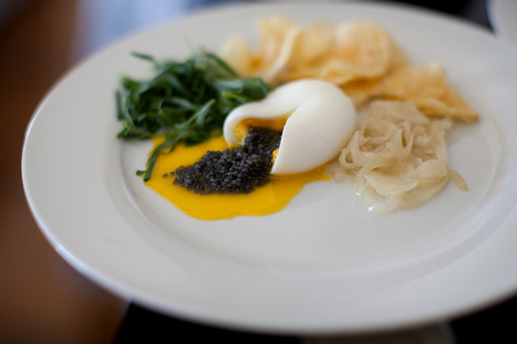 Gourmet Guide: Serve, Store, and Eat Caviar Properly | comida | Scoop.it
