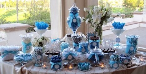 Wedding Candy Buffet – Wedding Planning Ideas | Culinary ... | Candy Buffet Weddings, Events, Food Station Buffets and Tea Parties | Scoop.it