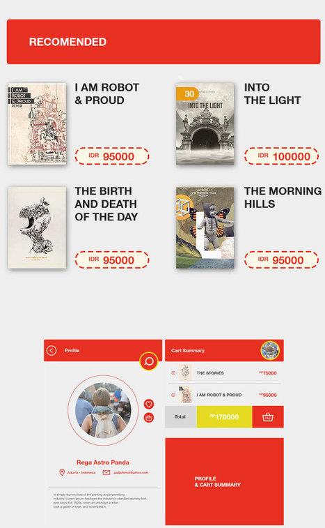 15+ Best Free PSD UI Kits 2016 Part 2 - Designsave.com | Freebies and Resource | Scoop.it