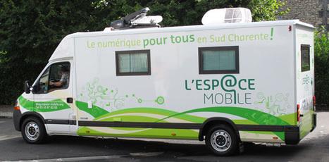 L' Esp@ce Mobile   Le Numérique pour tous en Sud Charente !   NUMERIQUE EN REGION   Scoop.it