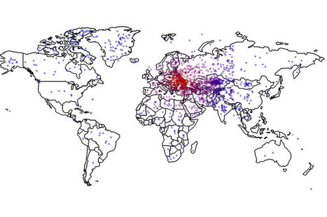 Ukraine crisis: Could geographic ignorance spark a war with Russia? | Ms. Postlethwaite's Human Geography Page | Scoop.it