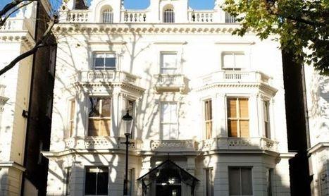 Beckham, casa a Londra con cascata e ristorante - Tuttosport | Londra in Vacanza - London on holiday | Scoop.it