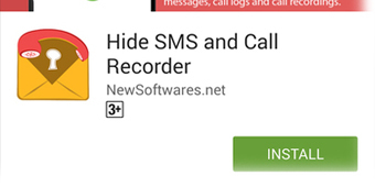 How to install Hide SMS & Call Recorder for Android? | How to Lock a Folder | Scoop.it