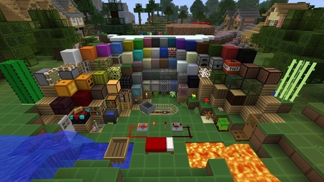 SimpleCraft Texture Pack for Minecraft 1.5.2 | Texture Packs for Minecraft | Scoop.it