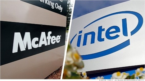 Intel announced to rename McAfee security | News | Scoop.it