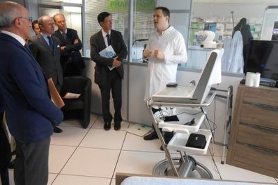 Castres. Inauguration du Connected Health Lab de l'école d'ingénieurs Isis - ToulÉco Tarn | Université Champollion | Scoop.it
