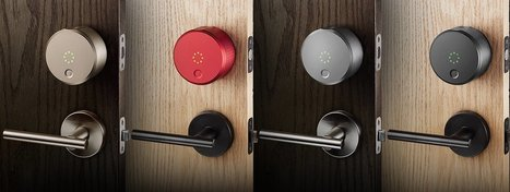Apple and Google have an astonishing plan to replace everyone's locks and keys | MarketingHits | Scoop.it