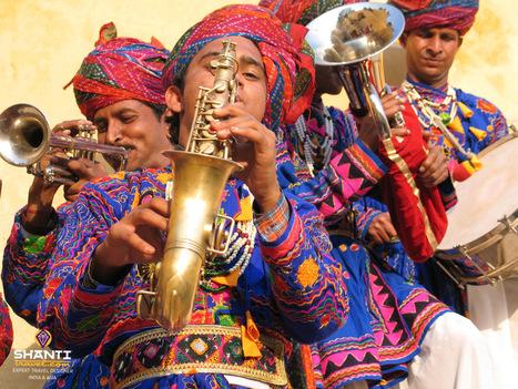 Jodhpur, la capitale de l'Inde des Musiques du Monde | Actu & Voyage en Inde | Scoop.it
