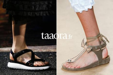 Le retour des sandales style Birkenstock chez Marc Jacobs et Isabel ... | l'usage des chaussures féminines dans différents pays | Scoop.it