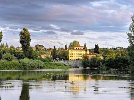 Villa La Massa, Florence: Live like the Medici or just loaf about | Italia Mia | Scoop.it