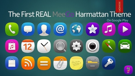 MeeGo Harmattan Theme v1.1.5 | ApkLife-Android Apps Games Themes | Android Apps And Games ApkLife.com | Scoop.it