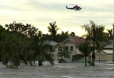 Floods Kill 4, Force Thousands From Their Homes In Eastern Australia | Australian Environment | Scoop.it