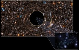 DailyTech - UC Astronomers Discover Two Largest Black Holes Ever Found | Astronomy Domain | Scoop.it