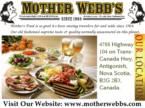 Popular Restaurants in Antigonish, Nova Scotia | motherwebbs | Scoop.it
