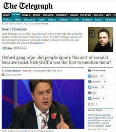 Birmingham Nationalist: BNP'S NICK GRIFFIN: NO MORE MR NICE ... | The Indigenous Uprising of the British Isles | Scoop.it
