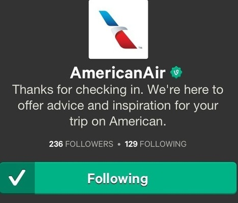 American Airlines Social Media Team Sends 5 Personalized Vine Videos to Frequent Flyers   Online Business   Scoop.it