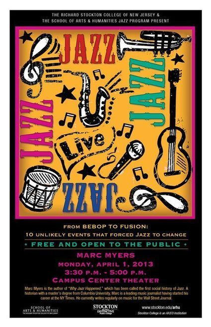 Weekend Wax Bits | Jazz from WNMC | Scoop.it
