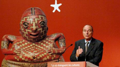 Exposition Jacques Chirac, ou le dialogue des cultures | SCULPTURES | Scoop.it