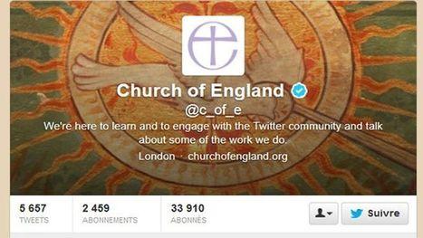 L'Église d'Angleterre donne ses commandements du tweet | Presse et médias sociaux | Scoop.it