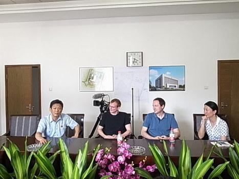 长沙市政府门户网站--中国法学会反对家庭暴力网络来长拍摄纪录片   Social Entrepreneurship in Europe and China   Scoop.it