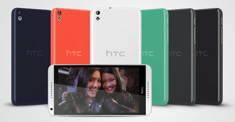 HTC تكشف رسميا HTC Desire 816 هاتفها الرئيسي للفئة المتوسطة | SEO, Marketing, Social Media, News | Scoop.it