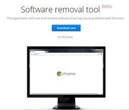 Download and How To Use Software Removal Tool from Google | T2Lead | Scoop.it