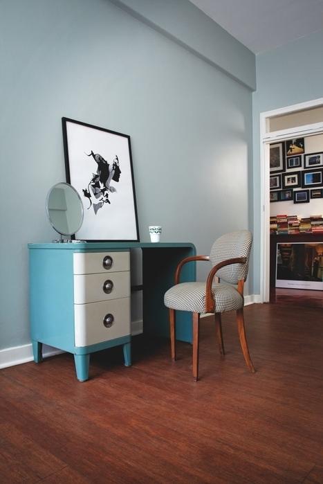 Un appartement compact et fifties à Johannesbourg | | PLANETE DECO a homes worldPLANETE DECO a homes world | Pièces par pièces | Scoop.it