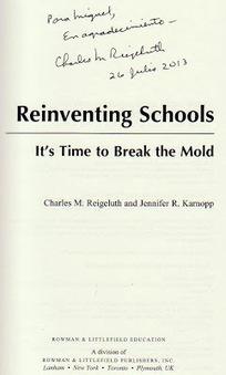 Blog de RED Revista de Educación a Distancia: Charles Reigeluth, Director Honorario de RED | Tools, Tech and education | Scoop.it