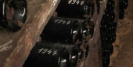 Le saviez-vous ? : le champagne est aussi un vin de longue garde ! | champagne & marketing | Scoop.it