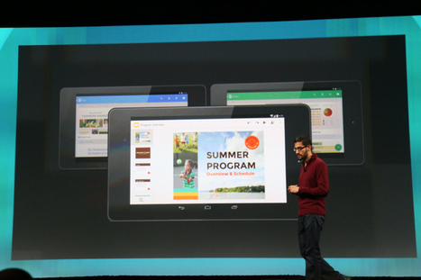 Google's Redesigned Drive Focuses On Speed, Office Compatibility And Security | Internet of Things | Scoop.it