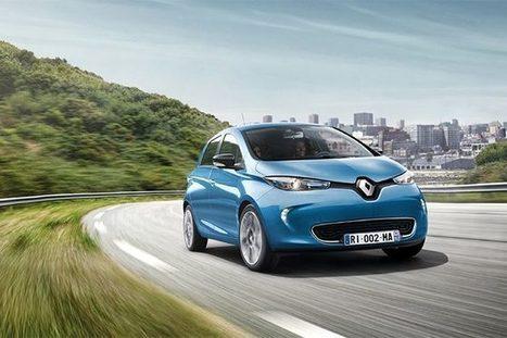 Renault Zoé : batterie 41 kWh et 400 km d'autonomie pour la nouvelle génération | Planete DDurable | Scoop.it