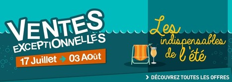 Ventes Exceptionnelles Irrijardin : des réductions tout l'été ! | Tout pour la piscine | Scoop.it
