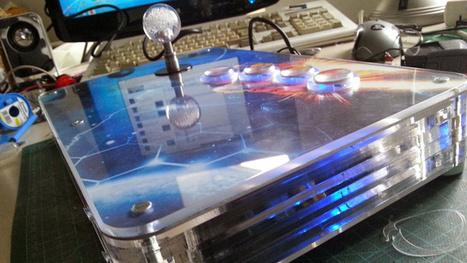 This Raspberry Pi-Powered Arcade Stick Is Pre-Loaded With Games - Lifehacker Australia | Raspberry Pi | Scoop.it