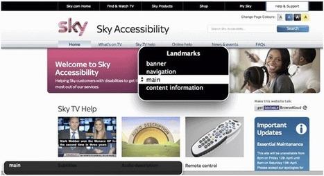 Design for accessibility workshop – Humanising Technology Blog | Designing  service | Scoop.it