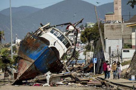 Au Chili, la vie sous la menace constante des séismes | Risques et Catastrophes naturelles dans le monde | Scoop.it